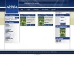 Alisa Publishers - tvorba www stránek, webdesign, internetové obchody