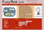 Crazy Holik - tvorba www stránek, webdesign, internetové obchody
