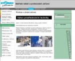 Storch CZ shop - tvorba www stránek, webdesign, internetové obchody