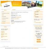 Obec Stojčín - tvorba www stránek, webdesign, internetové obchody