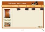 Truhlářství Petrák - tvorba www stránek, webdesign, internetové obchody