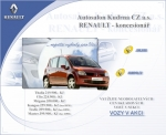 Renault - tvorba www stránek, webdesign, internetové obchody