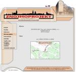 Znojmoprojekt - tvorba www stránek, webdesign, internetové obchody
