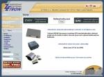 Zetron - tvorba www stránek, webdesign, internetové obchody