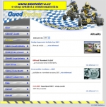 Quad Racing - tvorba www stránek, webdesign, internetové obchody