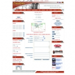 PneuCars - pneubazar - tvorba www stránek, webdesign, internetové obchody