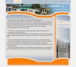 OC Convent - tvorba www stránek, webdesign, internetové obchody