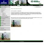 Control Techniquse Brno - tvorba www stránek, webdesign, internetové obchody