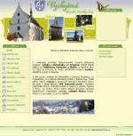 Obec Vyskytná - tvorba www stránek, webdesign, internetové obchody