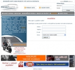 Privat auto - tvorba www stránek, webdesign, internetové obchody