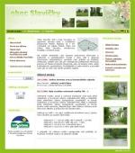 Obec Slavičky - jaro - tvorba www stránek, webdesign, internetové obchody