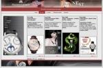 Nest Praha - Maurice Lacroix - tvorba www stránek, webdesign, internetové obchody