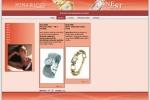 Nest Praha - Nina Ricci - tvorba www stránek, webdesign, internetové obchody