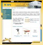 RE-CRANES s.r.o. - tvorba www stránek, webdesign, internetové obchody