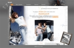 GUGA JEANS - tvorba www stránek, webdesign, internetové obchody