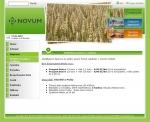 NOVUM Czech s.r.o. - tvorba www stránek, webdesign, internetové obchody