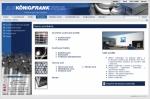 Alu König Frankstahl - nerez - tvorba www stránek, webdesign, internetové obchody