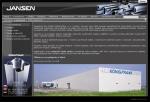 Alu König Frankstahl - Jansen - tvorba www stránek, webdesign, internetové obchody