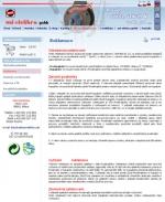 UNI-ELEKTRA - tvorba www stránek, webdesign, internetové obchody