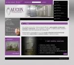 Aucon s.r.o. - tvorba www stránek, webdesign, internetové obchody