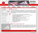 GEFAB CS, spol. s r.o. - tvorba www stránek, webdesign, internetové obchody