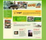 Časopis Kapří svět - tvorba www stránek, webdesign, internetové obchody
