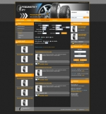 Pneumatikyskladem - tvorba www stránek, webdesign, internetové obchody