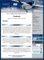 UrbanAirUSA - tvorba www stránek, webdesign, internetové obchody
