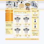 LUKKARO - kuchyňské nádobí - tvorba www stránek, webdesign, internetové obchody