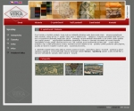 VITKA TEXTILES a.s. - tvorba www stránek, webdesign, internetové obchody