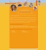 Reflexní terapie - tvorba www stránek, webdesign, internetové obchody