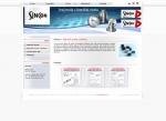Sincon Turnov - tvorba www stránek, webdesign, internetové obchody