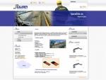 Duba - dopravní pásy - tvorba www stránek, webdesign, internetové obchody