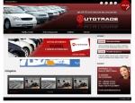 AUTOTRADE, s.r.o. - tvorba www stránek, webdesign, internetové obchody