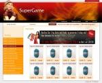 SuperGarne - tvorba www stránek, webdesign, internetové obchody