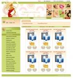 Cyberkosmetika.cz - tvorba www stránek, webdesign, internetové obchody