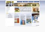 EUROLEX - tvorba www stránek, webdesign, internetové obchody