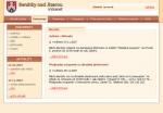 Benátky nad Jizerou intranet - tvorba www stránek, webdesign, internetové obchody