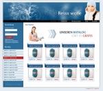 Relax wolle - tvorba www stránek, webdesign, internetové obchody