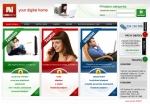 Cabelmedia - tvorba www stránek, webdesign, internetové obchody
