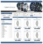Cyberhodinky.cz - tvorba www stránek, webdesign, internetové obchody