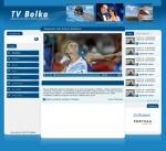 TV Bolka - tvorba www stránek, webdesign, internetové obchody