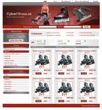 Cyberfitness.cz - tvorba www stránek, webdesign, internetové obchody