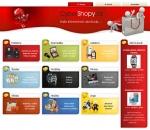 Cyber Shopy - tvorba www stránek, webdesign, internetové obchody