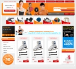 LAUBR-SPORT CZ s.r.o. - tvorba www stránek, webdesign, internetové obchody