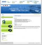 Kroupa speditin s.r.o. - tvorba www stránek, webdesign, internetové obchody