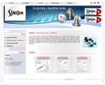 Sincon - tvorba www stránek, webdesign, internetové obchody