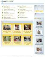 CyberReality - tvorba www stránek, webdesign, internetové obchody