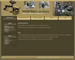 Paintball Pelhřimov - tvorba www stránek, webdesign, internetové obchody