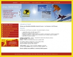 Skisoleil - tvorba www stránek, webdesign, internetové obchody